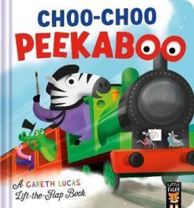 CHOO-CHOO PEEKABOO - Story Snug