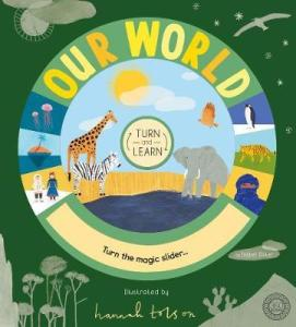 Our World Turn and Learn - Story Snug