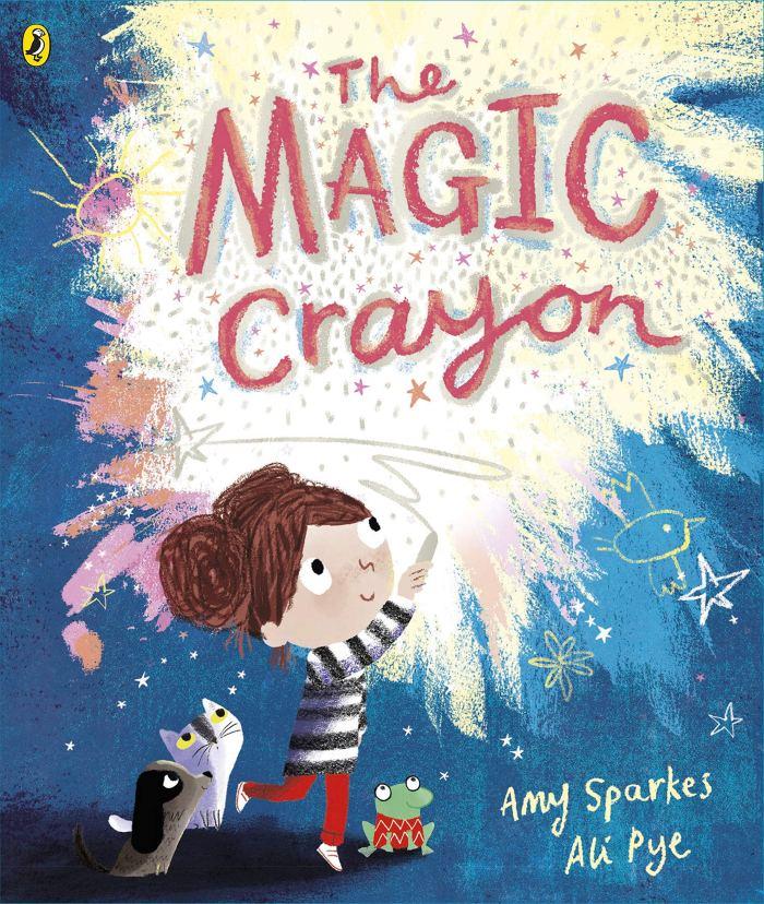 The Magic Crayon - Story Snug