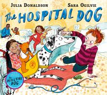 The Hospital Dog - Story Snug