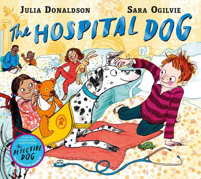 The Hospital Dog - Story Snug