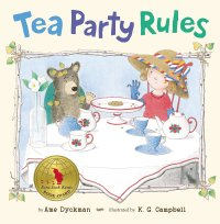 Tea party Rules - Story Snug