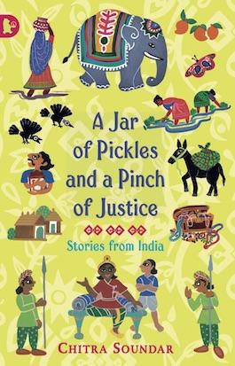 Chitra Sounder - A Jar of Pickles - Story Snug