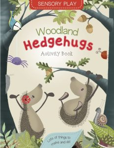 Woodland Hedgehugs Activity Book - Story Snug