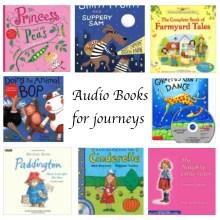 Audio books for long journeys http://storysnug.com #audio