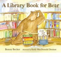 A Library Book for Bear - Story Snug