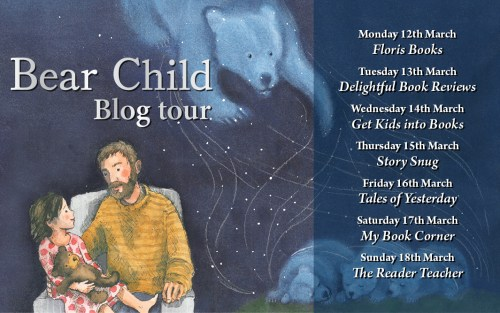 Bear Child Blog Tour - Story Snug
