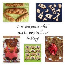 Book Inspired Baking - Story Snug