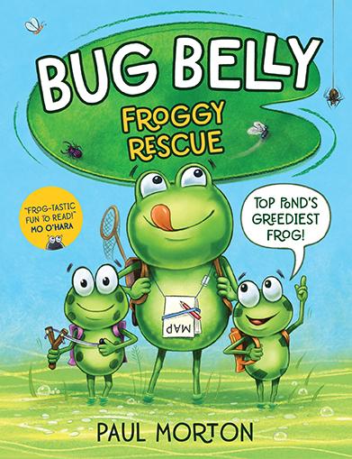 Bug Belly Froggy Rescue - Story Snug