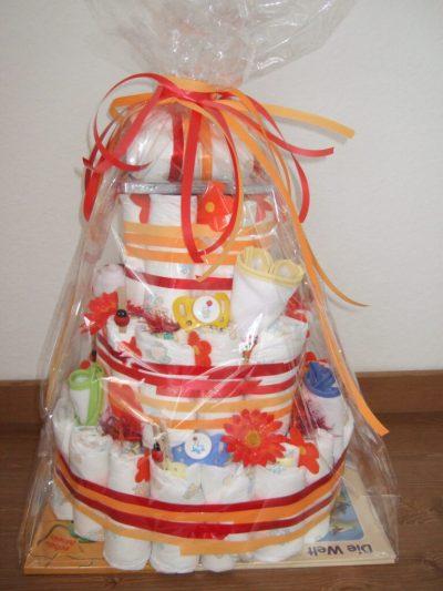 Diaper Cake - Story Snug