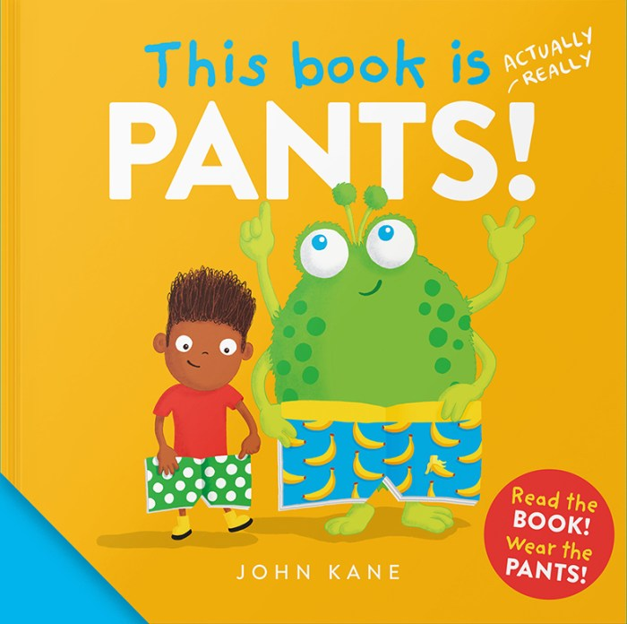 This book is PANTS! - Story Snug