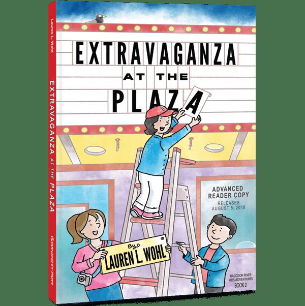 Extravaganza At The Plaza - Story Snug