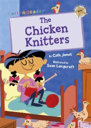 The Chicken Knitters - Story Snug