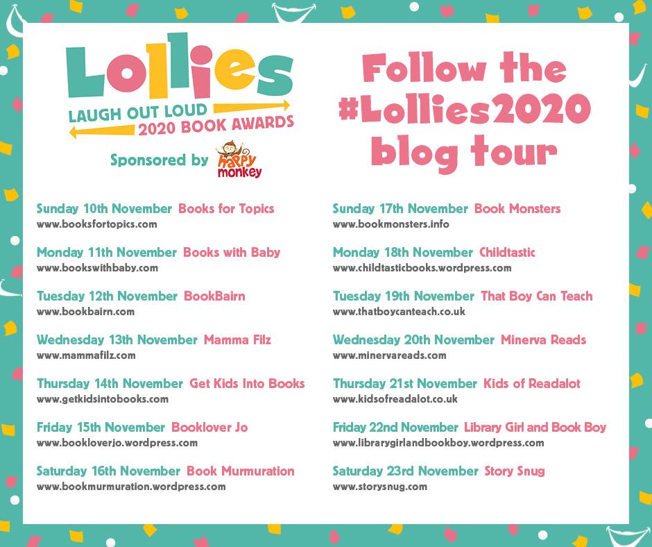 Lollies 2020 Blog Tour - Story Snug