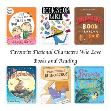 Fictional characters who love books and reading - Story Snug