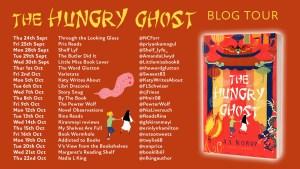 Hungry Ghost Blog Tour - Story Snug