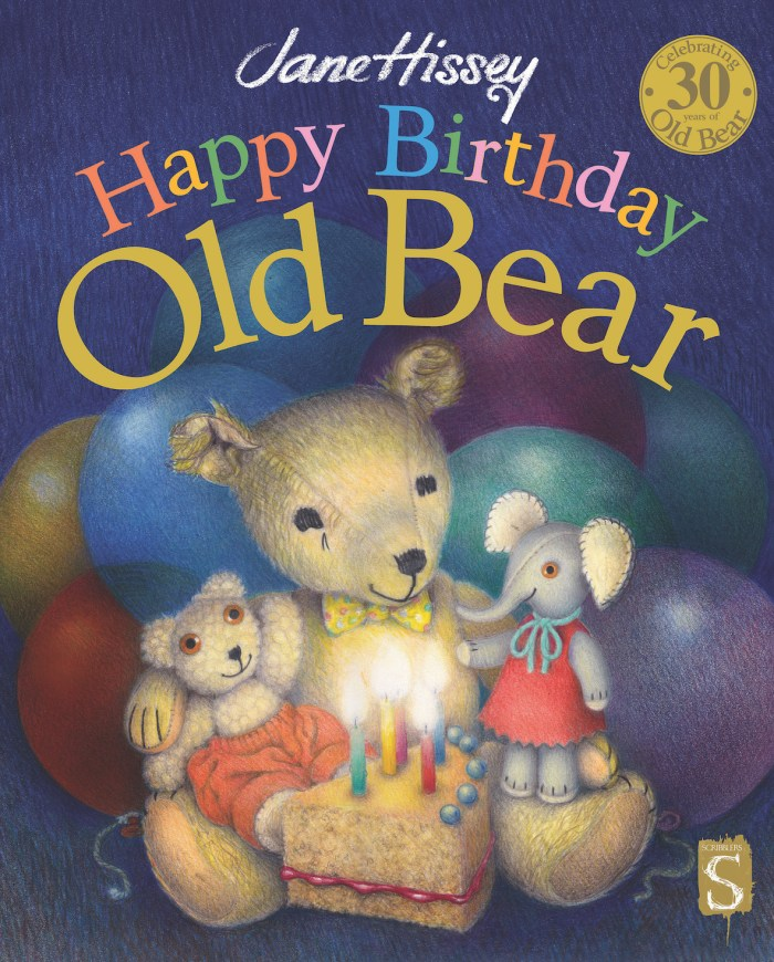 Happy Birthday Old Bear - Story Snug