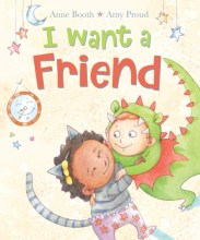 I want a Friend - Story Snug