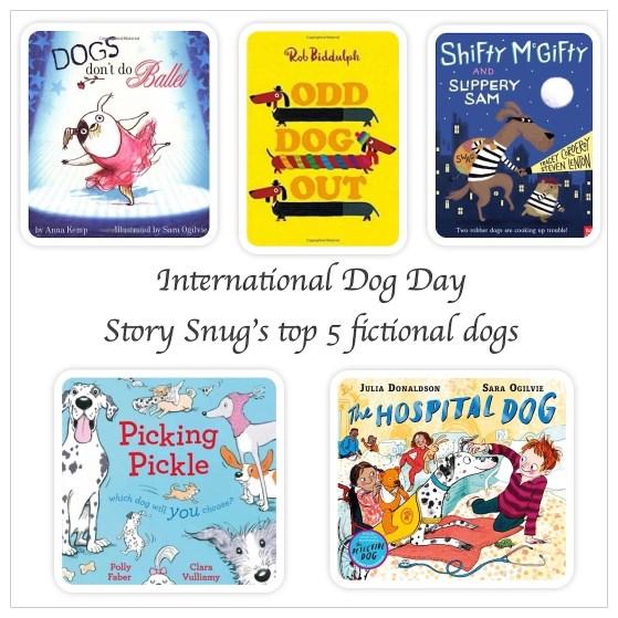 International Dog Day - Story Snug