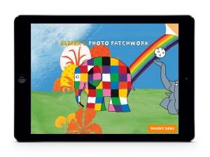 Elmer's Photo Patchwork App http://storysnug.com #MyElmer