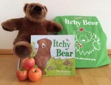 Itchy Bear Story Sack Story Snug
