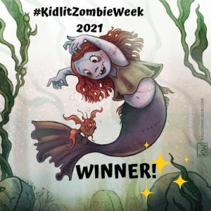 KidLit Zombie Week Winner - Story Snug