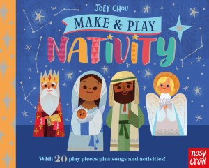 Make and Play Nativity - Story Snug