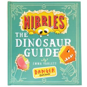 Nibbles The Dinosaur Guide - Story Snug