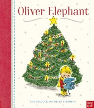 Oliver Elephant - Story Snug