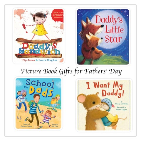Picture Book Gifts for Fathers Day - Story Snug
