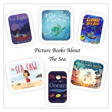 Picture Books About The Sea - Story Snug