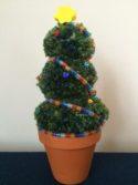 Pompom Xmas tree
