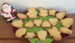 Reindeer Biscuits Story Snug