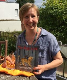 Sanne Dufft Crystal Kite Award - Story Snug