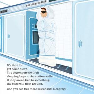 Shine-A-Light Space Station - Story Snug