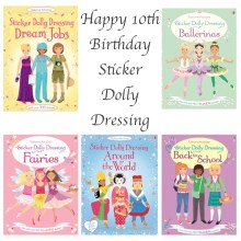 Sticker Dolly Dressing - Story Snug