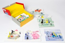 Story Box Puzzle Pieces - Story Snug