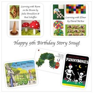 Story Snug's 9th Birthday - Story Snug