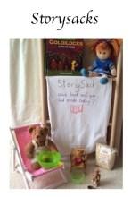 Storysacks - Story Snug http://storysnug.com