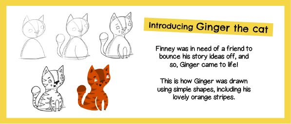 Finney's Story - Ginger the Cat - Story Snug