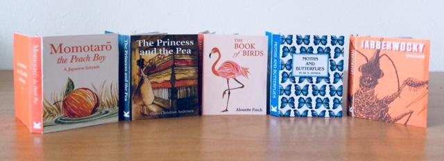 Tiny books My Miniature Library - Story Snug