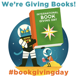 International Book Giving Day Giveaway 2016