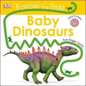 Follow the Trail Baby Dinosaurs - Story Snug