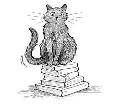 The Book Cat - Morgan on books - Story Snug