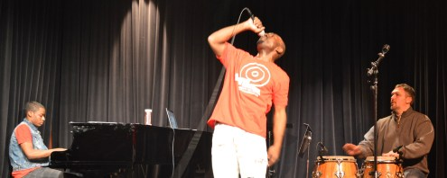 K.P. Dennis The Weight of Words Concert, Perception Isn't Always Reality 02/28/15