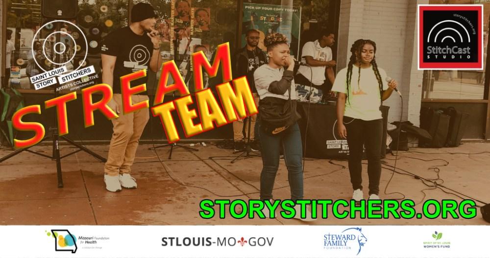 Story Stitchers STREAM TEAM 6