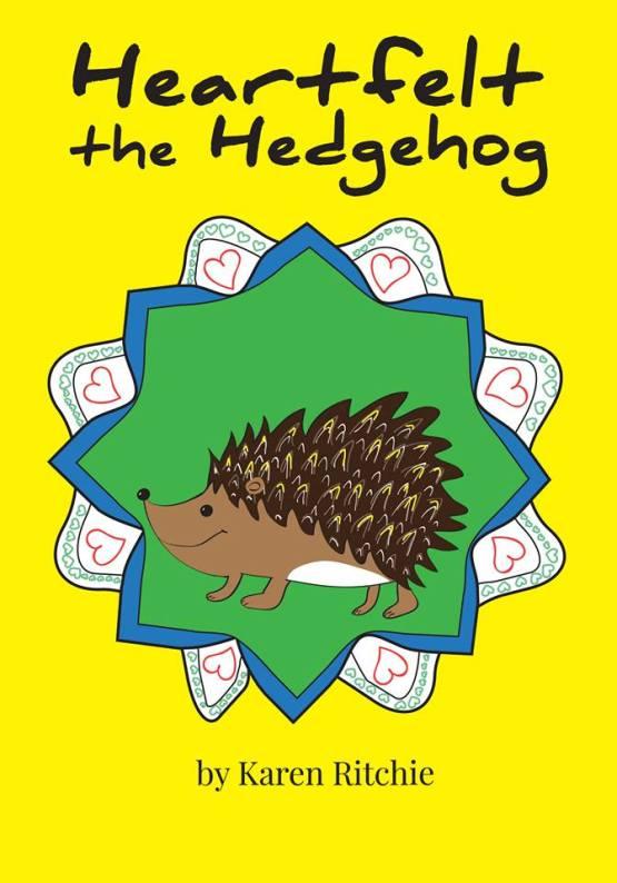 Heartfelt the Hedgehog: The Treasury of life book 13