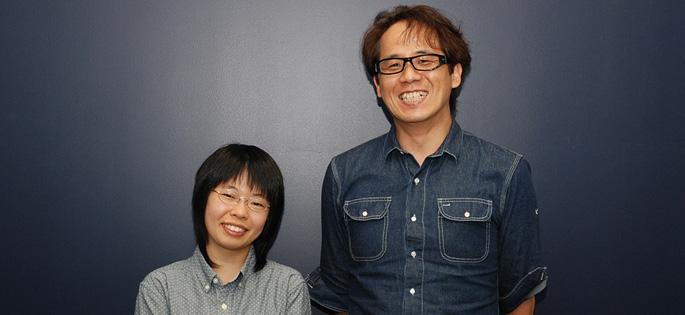 HaruChika Author Interview (Dokusho no Izumi)