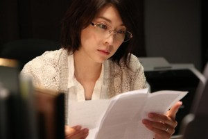 "Takeuchi Yuuko who plays ""I"" in The Inerasable."