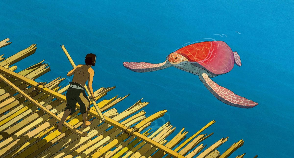 "The Red Turtle Director: ""It Had to Be an Auteur Film"""